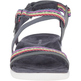 Merrell District Mendi Backstrap Sandals Dame turbulence